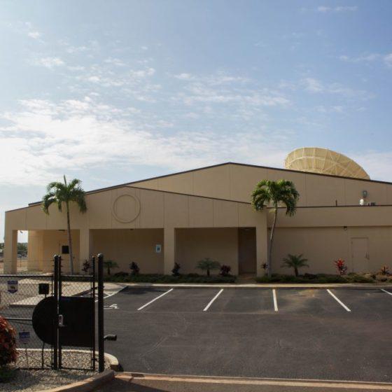 AlohaNAP Data Center & Colocation Facility in Kapolei, Hawaii
